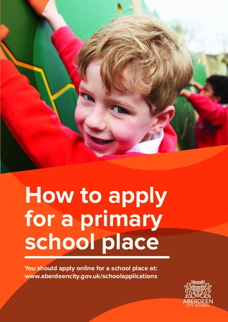 How to Apply for a Primary School Place